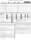 Boat Registration Form (b-240) - Maryland Dnr
