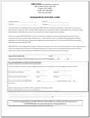 Management Referral Form - Direction For Employee Assistance - Oregon