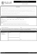 Application Form - Check-out Form (for Bachelor's Degree Programmes)