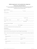 Nzsta Application For Qualifications Approval Of Overseas Qualifications