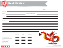 Book It! Book Review Form
