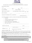 Housing And Residence Life - Housing Deposit Refund Form