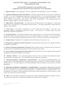 Form Dbpr-re-2300 - Appraisal Experience Log