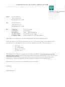 Sample Social Security Appeal Letter
