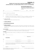 Format Of Zakat Declaration Form (cz-50)