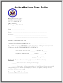 Authentications Cover Letter