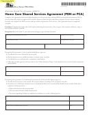 Home Care Shared Services Agreement