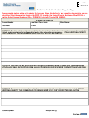 Academic Probation Letter Template