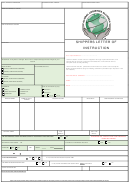 Sample Shippers Letter Of Instruction Template