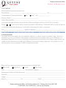 Sample Letter Of Reference Template