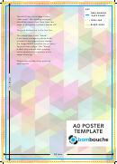 A0 Poster Template