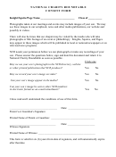 National Charity Roundtable Consent Form