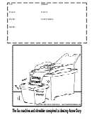 Fax Cover Sheet