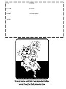 Veterinarian - Fax Cover Sheet