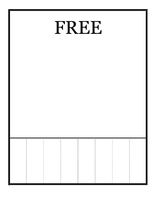 Flyer Template Printable pdf