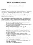 Job Description Template - Cosmetologist Esthetician
