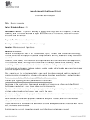 Senior Carpenter Job Description Template