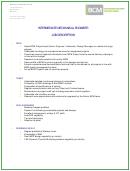 Intermediate Mechanical Engineer