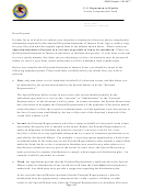 Objection/statement Of Interest Form