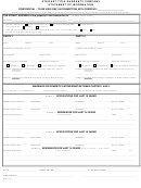 Stewart Title Guaranty Company Statement Of Information Template