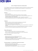 Junior It Support Technician Job Description