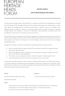 Junior Web Designer Job Description Template