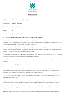 Senior Structural Civil Engineer Job Description Template