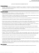 Application Form/server Administrator