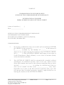 Form Of Irrevocable Letter Of Credit - Commonwealth Of Puerto Rico Office Of The Commissioner Of Insurance