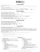 Job Application Form - Virginia Workforce Network