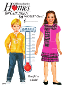 Thermometer Goal Chart