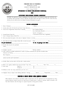 Application To Employ Non-application To Employ Non-resident Worker(s) Resident Worker(s) Resident Worker(s) And Employer's Non- Employer's Non-resident Wo Resident Wo Resident Worker Agreement