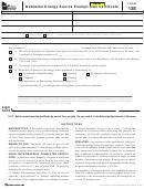 Form 13e - Nebraska Energy Source Exempt Sale Certificate - 1997