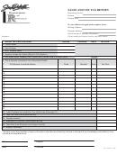 Sales And Use Tax Return Form - South Dakota