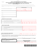 Wv/tp702-cp - Cigarette Purchaser Excise And Use Tax Report Form