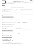 Form 75 - Individual Registration Form - Regional Income Tax Agency