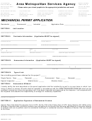 Form Amsa-app2 - Mechanical Permit Application