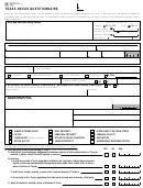 Form Ap-114 -texas Nexus Questionnaire