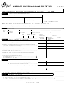 Form S-1040x - Amended Individual Income Tax Return - Springfield