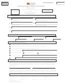 Cot/st 912 - Unclaimed Property Claim Form & Checklist
