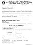 Alameda County Utility User Tax Ordinance Nonresidential User Cap And Rebate - Section 2.12.100 Claim For Rebate Of Excess Tax Payment Form