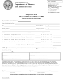 Request For Amusement Machine Stamps - Arkansas