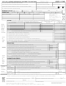 Form L-1040 - Individual Income Tax Return - City Of Lapeer - 2005