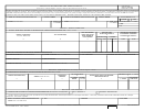 Dd Form 882 - Report Of Inventions And Subcontracts - 2005