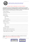 Kenton County And Cities' Kentucky Employee Withholding Application Form