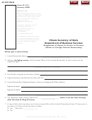 Form Lp 116 - Resignation Of Agent For Service Of Process (illinois Or Foreign Limited Partnership) Form - Illinois Secretary Of State