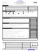 Form Ct-990t - Connecticut Unrelated Business Income Tax Return - 2008