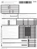 Form 515 - Maryland Tax Return - 2008