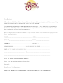 Income Tax Return Form - City Of Stow