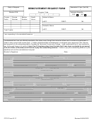 Form R-17 - Reinstatement Request Form - Fayetteville Technical Community College